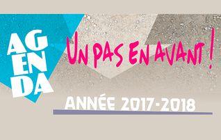 L'Agenda de l'UNEPREF 2017-2018