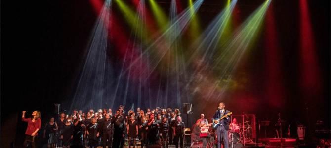 Un concert de Gospel au début 2018