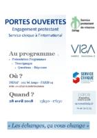 2018 porte ouvertes defap visa