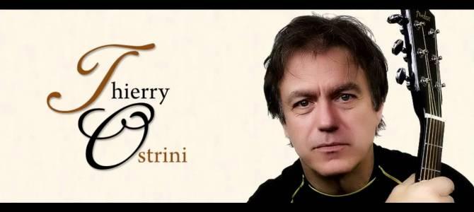 Thierry OSTRINI en concert à Bordeaux le 25 septembre !