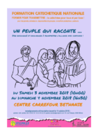 Tract Formation Nationale nov 2018
