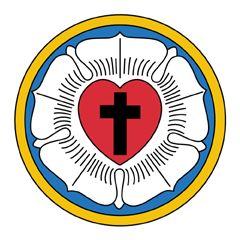La Rose de Luther: le sceau choisi par Luther pour representer sa famille