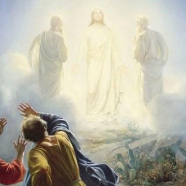 La Transfiguration de notre Seigneur – le 23 février 2020