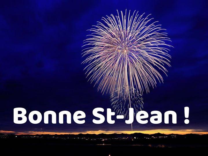 Bonne Saint Jean!
