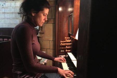 Ouriana Gassiou organiste Londres