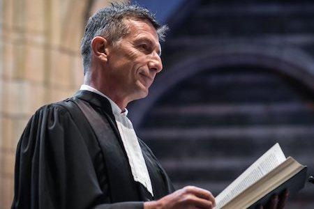 Stephane Desmarais pasteur eglise protestante française de londres