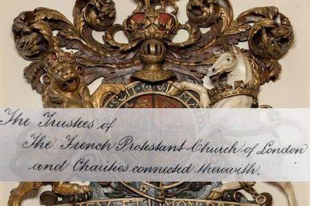 Trust paroisse protestante francaise de londres
