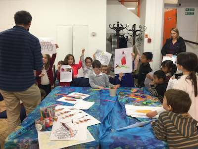 formation chretieenne jeune enfant groupe