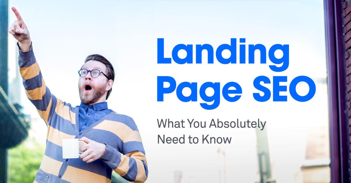 landing page optimization seo