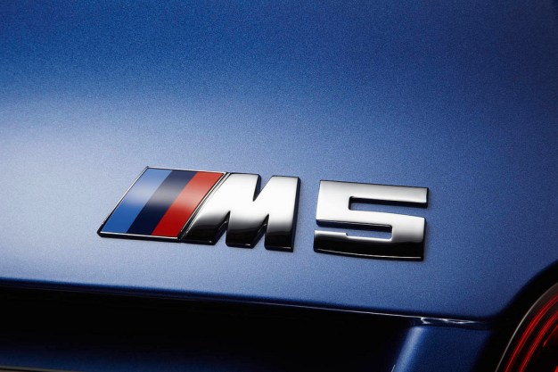 Spy Shots: The next BMW M5 gets caught in camo in the desert
