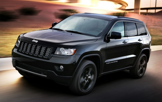 Stealthy Jeep Grand Cherokee Concept unveiled, will enter production