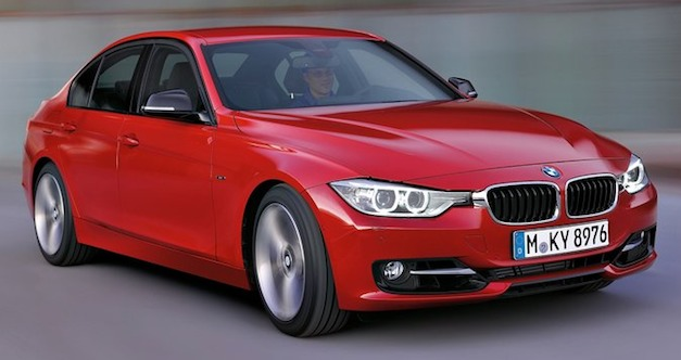 BMW beats Mercedes and Lexus in Feb. 2012 sales