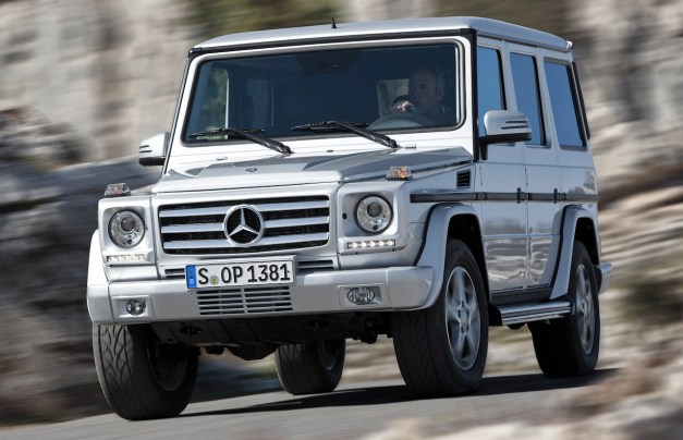 2013 Mercedes-Benz G-Class officially revealed, G65 AMG gets 603-hp