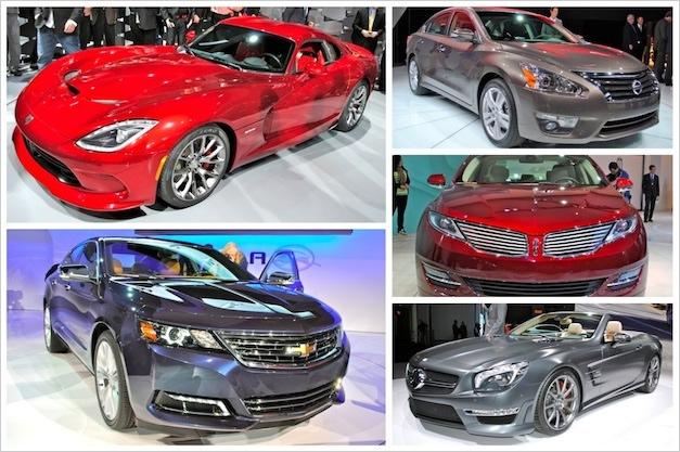2012 New York Auto Show Top Picks