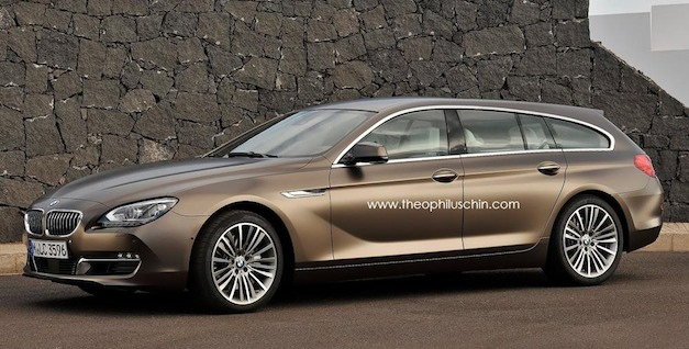 Report: BMW 6-Series Gran Touring under consideration – report