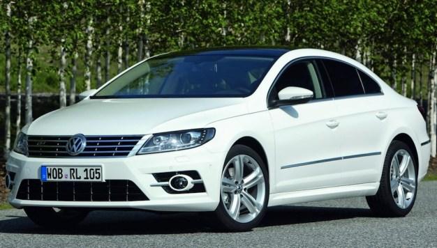 Report: Volkswagen planning CC Shooting Brake by 2015, to plug lineup gap between Passat and Phaeton