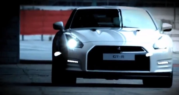 Video: National Geographic to take you behind the scenes of the Nissan GT-R