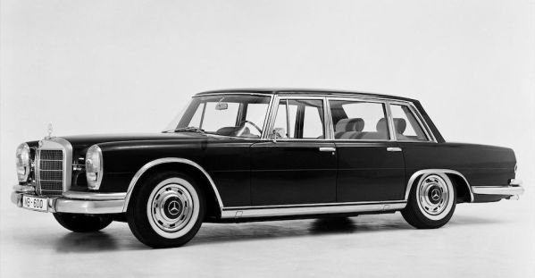 1964 Mercedes-Benz 600 Grosser