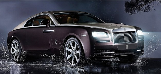 Report: Rolls-Royce may be gently pursuing SUV production
