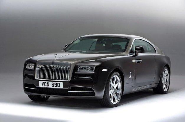 Report: Rolls-Royce Wraith gets leaked ahead of Geneva debut