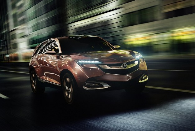 Report: Acura mulling over compact crossover as popularity increases in US, may go against BMW X1 and Buick Encore