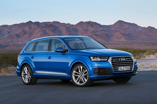 Report: A top-spec Audi SQ7 is going to happen with a 4.0L TDI diesel V8