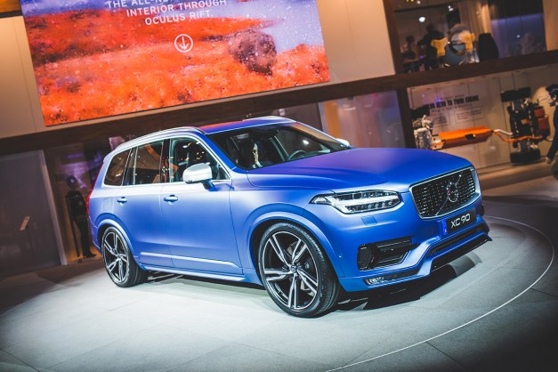 Volvo announces new lifetime warranty for replacement parts in the USA