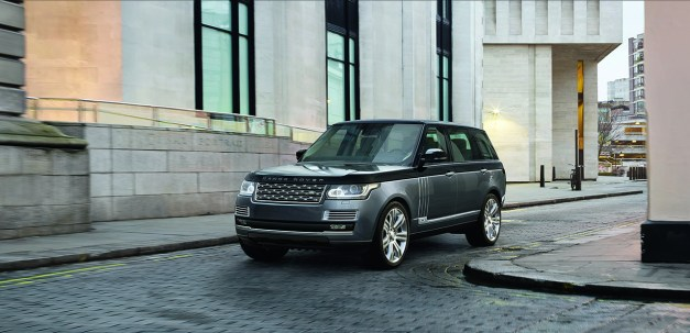 Report: Land Rover on track to produce their own ultra-luxurious Range Rover