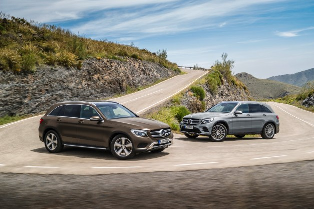 The 2016 Mercedes-Benz GLC is here to replace the GLK