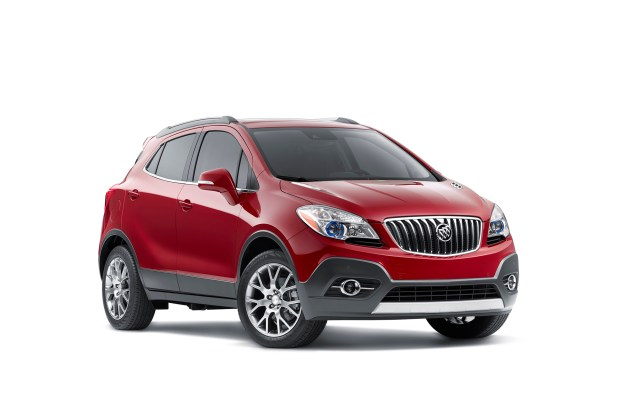 The 2016 Buick Encore gains a Sport Touring model