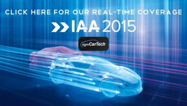 2015 IAA Frankfurt Motor Show Logos
