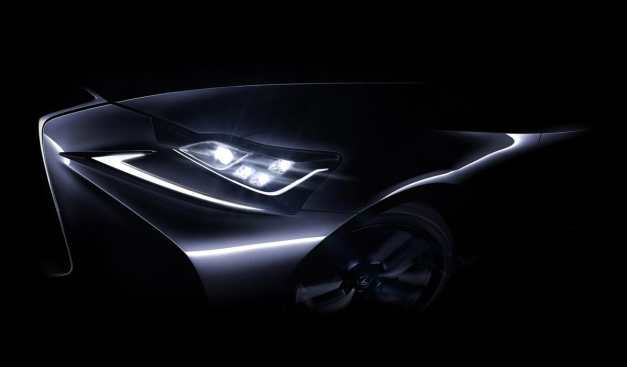 2016 Beijing Preview: Lexus will introduce an updated, facelifted IS