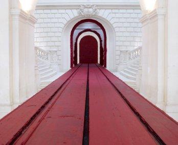 Anish Kapoor_Svayambh, 2007_Installation Musee des Beaux-Arts de Nantes_Cecile Clos, Nantes