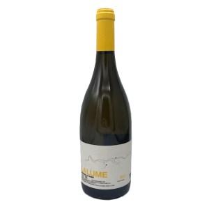 Vino blanco Lalume elaborado dentro de la D.O. Ribeiro