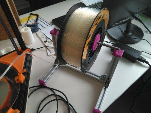 Soporte de filamento