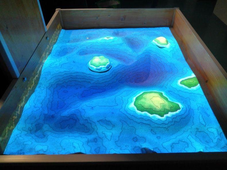 AR Sandbox
