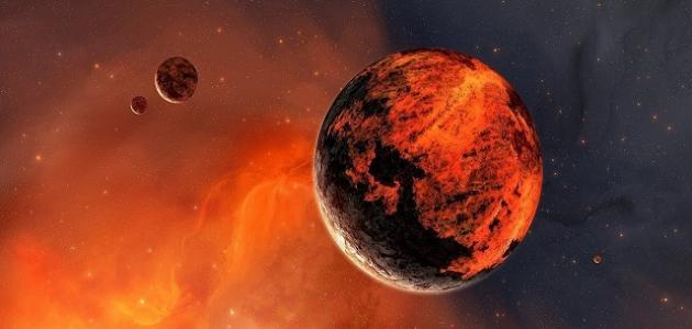 شركة سبيس إكس ترسل أول قمر صناعى إلى المريخ العام المقبل
