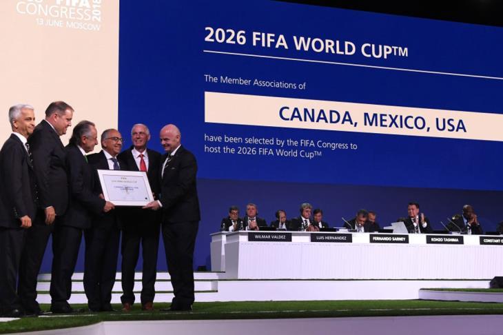 دول عربية فضلت الملف الأمريكي على المغرب في تنظيم كأس العالم