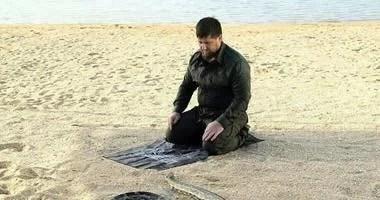 من هو رئيس جمهورية الشيشان رمضان قاديروف معلومات كاملة