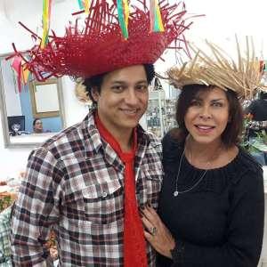 Lúcio-Matias-hair-stylist-influencer-e-Suzy-Ayres-atriz-e-apresentadora-Foto-Divulgação Title category