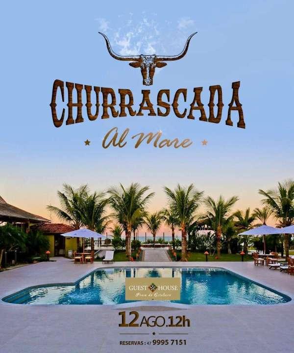 Flyer-Churrascada Title category