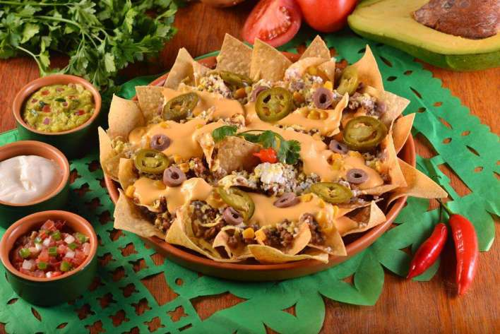 Nachos Title category