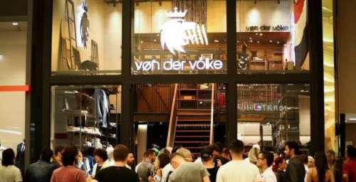 Inauguração-da-loja-Von-Der-Volke-no-Balneário-Shopping-5 Title category