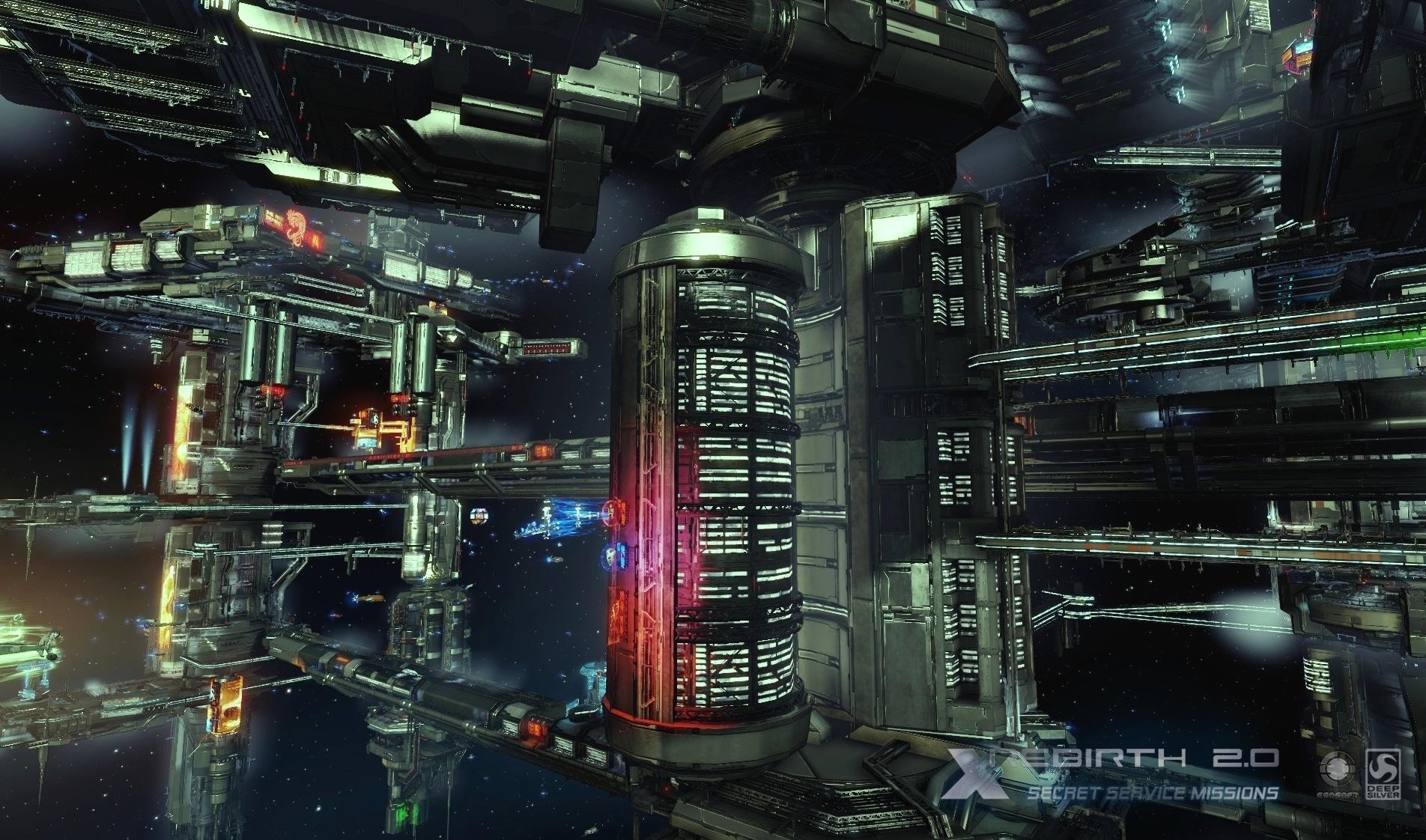 EGOSOFT  Games  X Rebirth  Screenshots