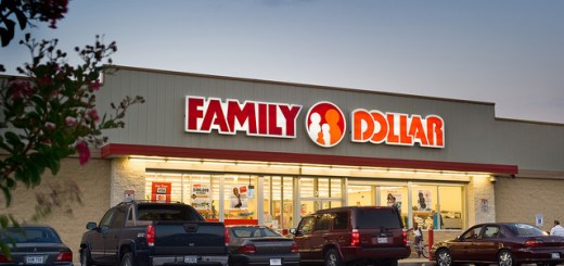 Family Dollar Portal Sign