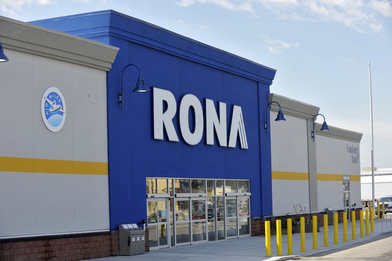 rona online shopping