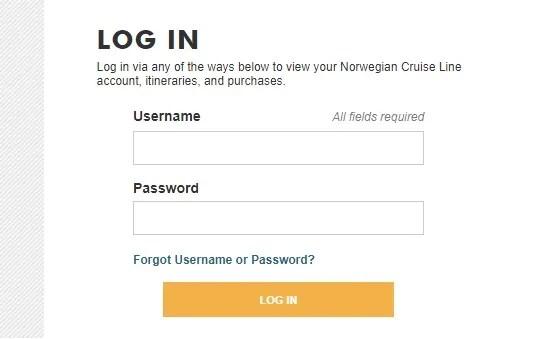 Www Ncl Com Myncl Login To Norwegian Cruise Line Account