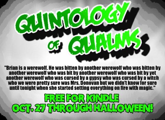 Quintology of Qualms