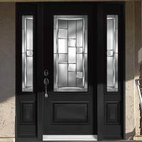 Steel Entry Doors - Evergreen Windows & Doors
