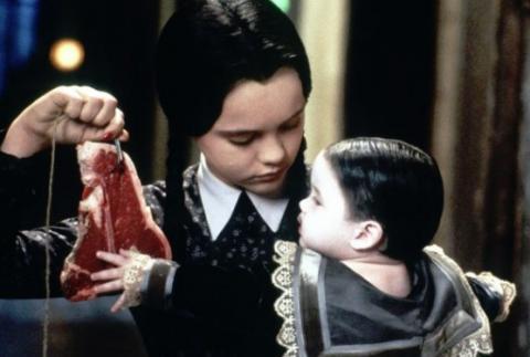 فيلم Addams Family Values مترجم قيم العائله ادامس 1993 كامل Hd